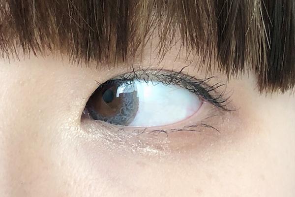 JILL STUART ワンデー UV ブリリアントブルー レンズ