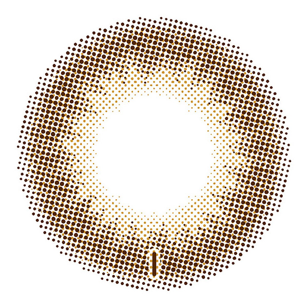 トパーズ デートトパーズ トーリック(乱視度数 -0.75)